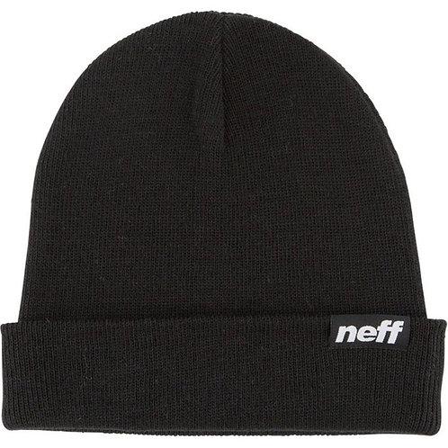 NEFF [ネフ] RYDER BEANIE / BLACK ビーニー 帽子 ニット