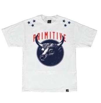 Primitive Apparel【プリミティブ】FTBS TEE (WHITE)