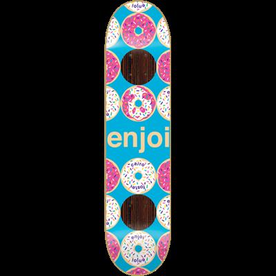 ENJOI [エンジョイ] DEESNT FIT IMPACT / foster / 7.75インチ スケートボード デッキ