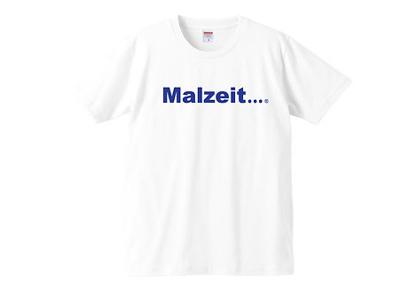 Malzeit...®【マルツァイト】 Original Logo T-shirt