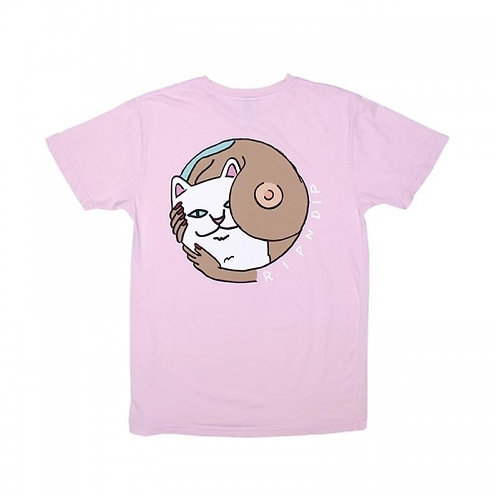 RIPNDIP【リップンディップ】MUST BE NICE BOOBIES TEE / PINK