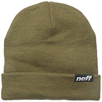 NEFF [ネフ] RYDER BEANIE / OLIVE ビーニー 帽子 ニット