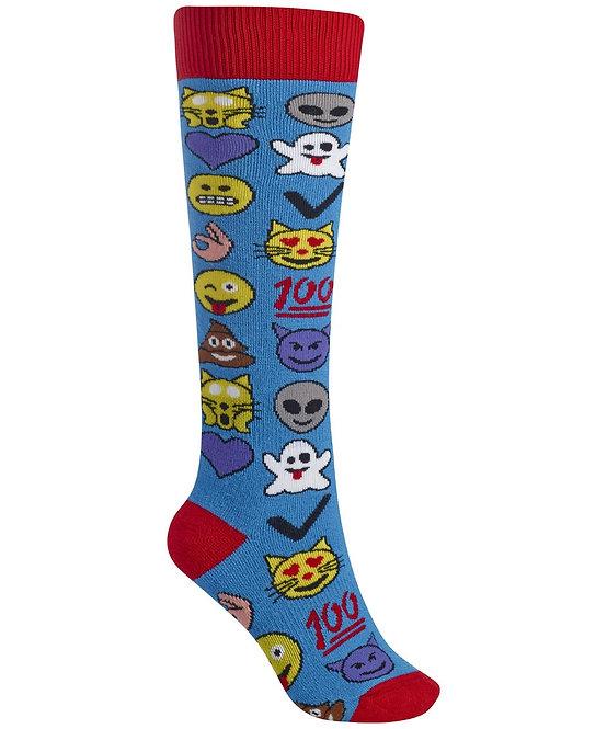 BURTON [バートン] Women's Party Sock Emoji スノーボード ソックス