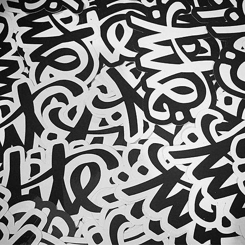 TITE BELTS [タイト ベルト] TITE Sticker Pack Set of 3