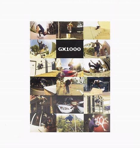 THRASHER MAGAZINE × GX1000 LIMITED EDITION (SKATEBOARD DVD)