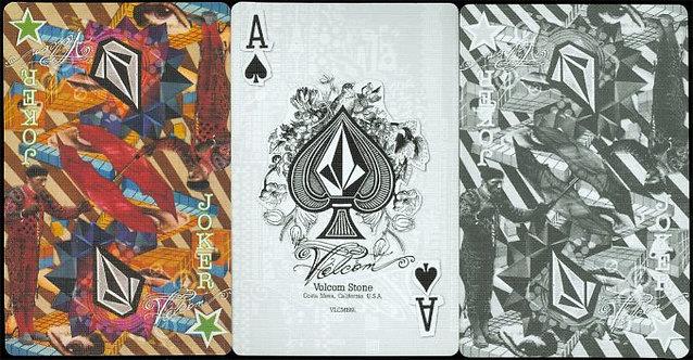 VOLCOM [ボルコム] PLAYING CARD トランプ