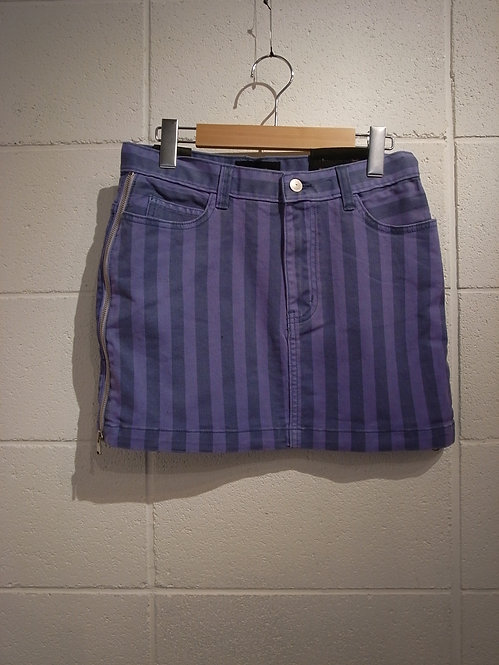 INSIGHT51 [インサイト] WOMENS / ZIP IT REAL SKIRT / BROISE PURPLE