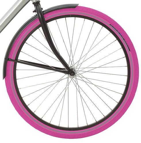 SCHWALBE シュワルベ BIG APPLE ビッグアップル 限定 カラー ピンク 26インチ