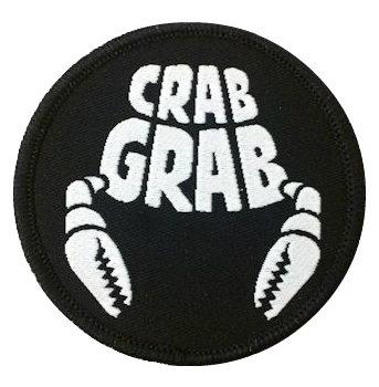 CRABGRAB [クラブグラブ] ワッペン(L)