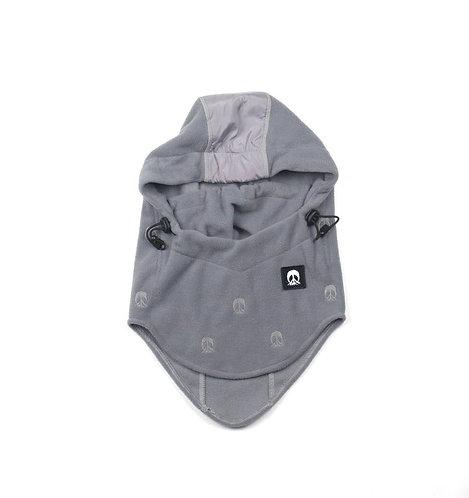 GNARLY ナーリー Face Mask Hood Grey フードウォーマー 帽子 バラクラバ スノーボード