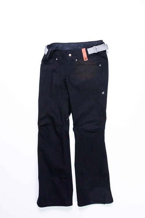 HOLDEN 1516モデル ホールデン レディース W's Skinny Denim Pant BLACK Denim スノーボード 細身 スキニー