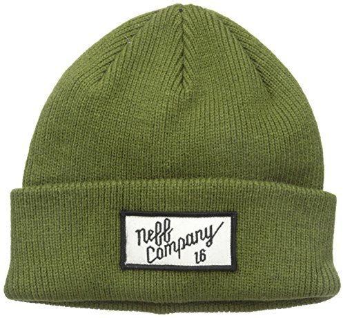 NEFF [ネフ] CO BEANIE / OLIVE ビーニー 帽子 ニット