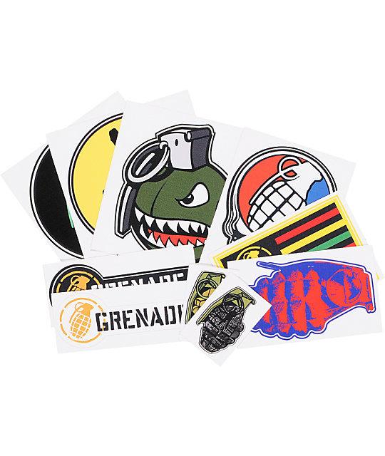 GRENADE [グレネード]Sticker Pack