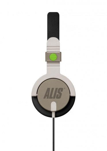 ALIS x AIAIAI Capital Headphone with Mic Desert Green