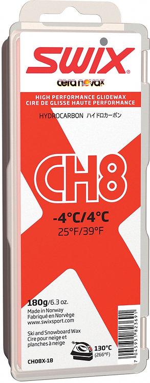 SWIX [ スウィックス ] ハイドロカ―ボン CH08X レッド (180g)