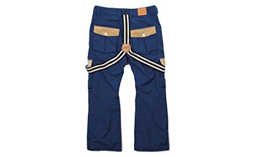 CLWR WEAR カラーウェア  Brace Pant NAVY スノーボード ウェア パンツ メンズ 男性