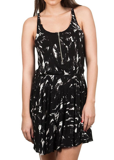 NIKITA [ニキータ] WOMENS / CABEZA DRESS WHITE/BLACK