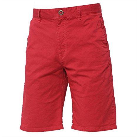 VOLCOM [ボルコム]FRICKIN TOO ART CHINO SHORTS / RED /ショートパンツ メンズ