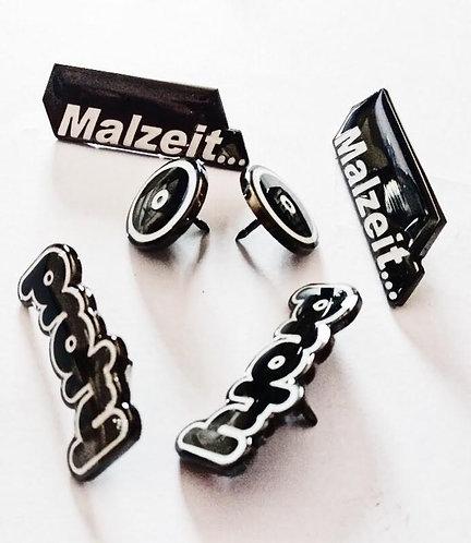 PROTY プロッティ Malzeit...® マルツァイト オリジナル ピンバッジ PINS