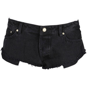 INSIGHT51 [インサイト] WOMENS / ALL OUT CHAIN SHORT / BLACK