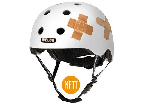 MELON HELMETS メロンヘルメット ブラスターホワイト