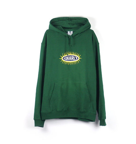 GNARLY ナーリー Primitive Pullover Hood Green パーカー スウェット プルオーバー フーディ