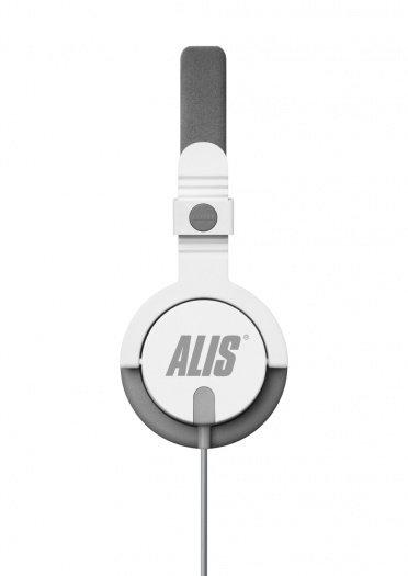 ALIS x AIAIAI  Capital Headphone with Mic Alpine White