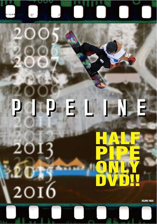 スノーボード・ハーフパイプのみ収録!! T6M 「PIPELINE」 [DVD] スノーボード