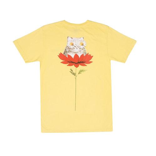 RIPNDIP リップンディップ Daisy Do Tee YELLOW Tシャツ