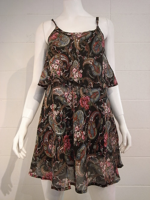 INSIGHT51 [インサイト] WOMENS / BE FREE DRESS / FLORAL PAISLEY