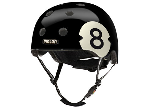 MELON HELMETS メロンヘルメット エイトボール