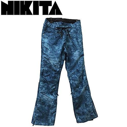 NIKITA ニキータ1516モデル DEERWOOD PANT (日本限定ORION BLUE) スノーボード ウェア パンツ レディース