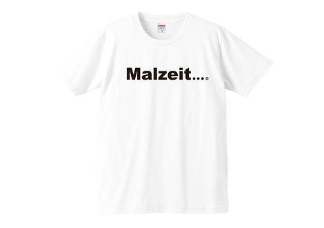 Malzeit...®【マルツァイト】 Original Logo T-shirt