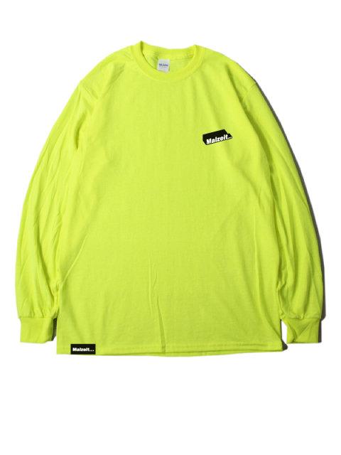 Malzeit... マルツァイト Ultra Cotton 6.0oz Long Sleeve T-Shirt