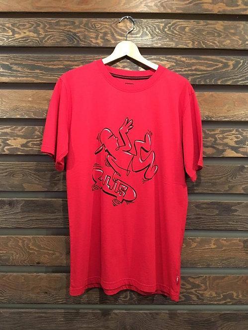 ALIS [ アリス ] TEE MENSAH ONELINER UNISEX Tシャツ