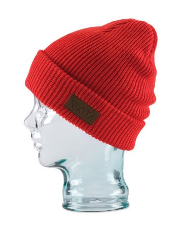 NIKITA [ニキータ] BONNET BEANIE (FIERY RED)ビーニー 帽子 ニット