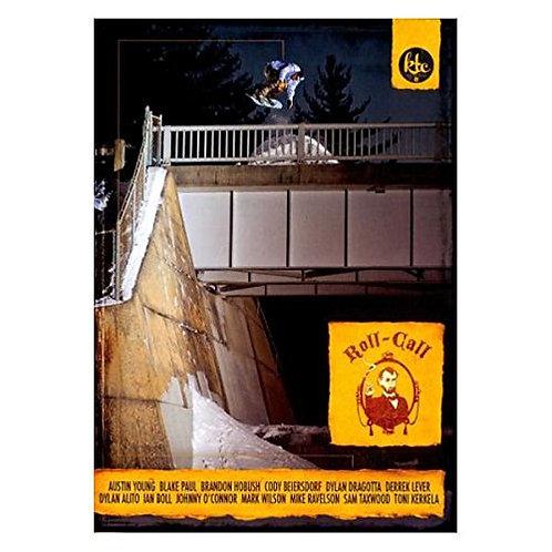 ROLL CALL [DVD] スノーボード