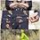 Thumbnail: AIRBLASTER NINJA SUIT エアブラスター ニンジャスーツ MEN'S CLASSIC NINJA SUIT PIZZA ファーストレイヤー