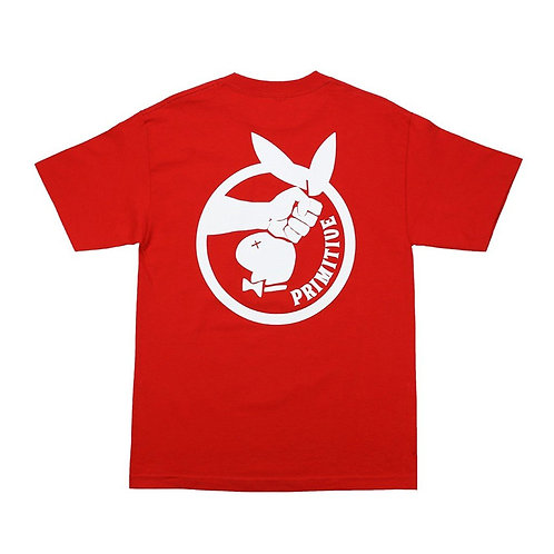 Primitive Apparel【プリミティブ】GAME KILLER TEE / RED
