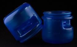 Fabrica de envases Plásticos Montevido. Bidones botellas PET Y PEAD Bochita dosificadora TUKAPEL de materia para jabon liquido. Rosca 28 para cualquier envase plástico