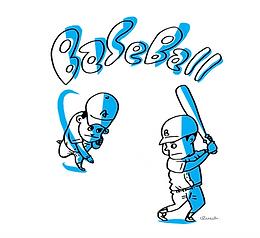 野球をテーマにしたオリジナル作品