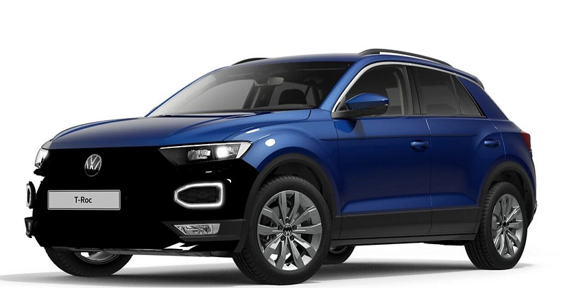 T-Roc Advance 1.5 TSI 150 cv 6 vel