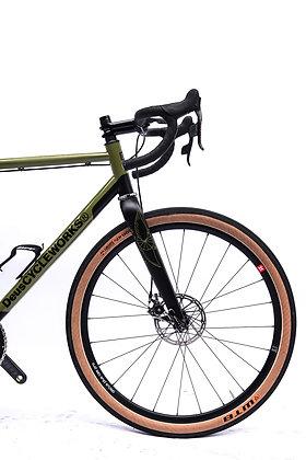 Bicicleta Custom de Deus Ex Machina