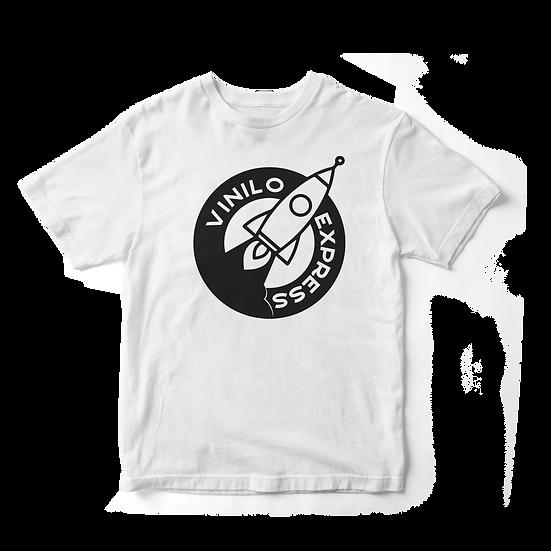 Camiseta Vinilo Express