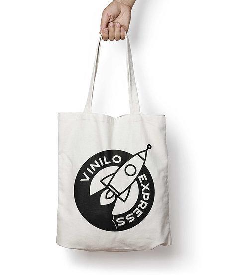 Tote Bag Vinilo Express