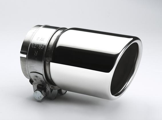 Embellecedor para silenciador de tubo de escape