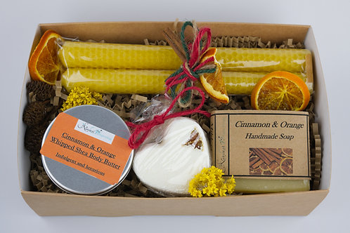 Cinnamon & Orange Gift Box