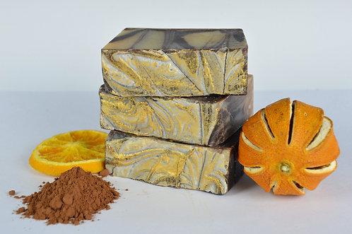 Chocolate Orange Soap