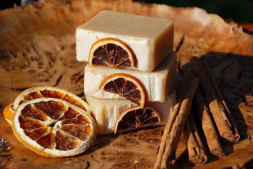 Cinnamon & Orange Soap