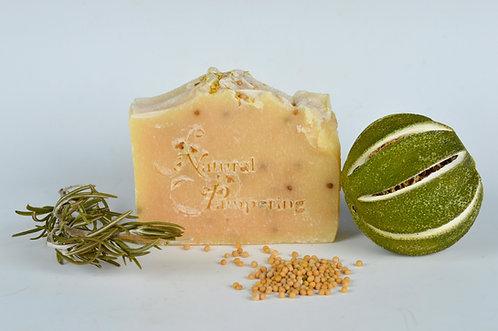 Green Honey Magic Soap